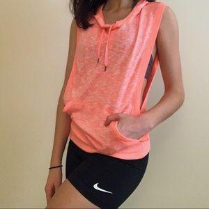 F21 sleeveless pullover